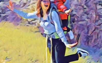 Sac à dos DEUTER : Mon allié randonnée pour porter bébé