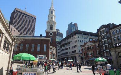 Sur les traces du Freedom Trail à Boston (partie 1)