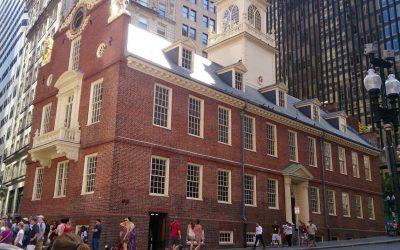 Sur les traces du Freedom Trail à Boston (partie 2)