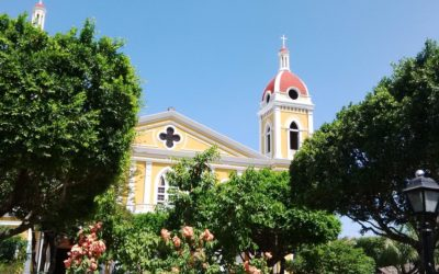 Belle semaine au Nicaragua et son île d'Ometepe (Partie 1)