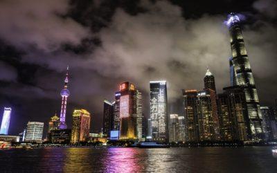 En route pour Shanghai, la plus futuriste de Chine !