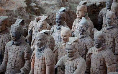 Xi'an et son incroyable armée de terre cuite !
